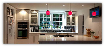 LVHI can give you the custom built kitchen of your dreams!